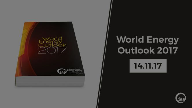 МЭА World Energy Outlook 2017