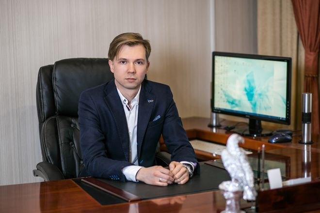 Михаил Кабанец