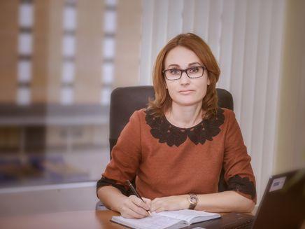 Оксана Мишунина