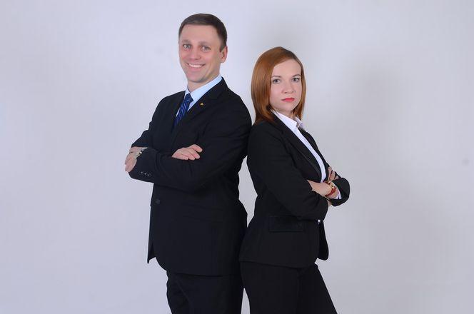 Дмитрий и Диана Орнацкие