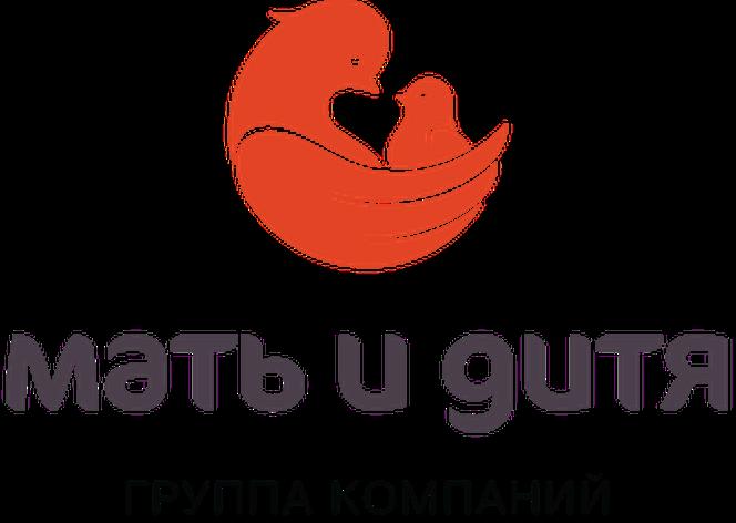 Лого  Мать и дитя Группа компаний - стандартный прозрачный фон.png