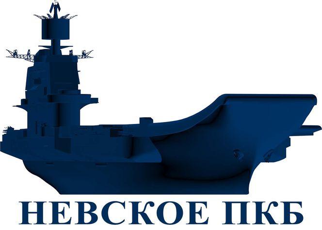 Логотип Невского ПКБ