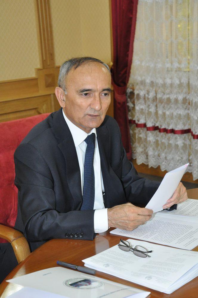 Мухаммадюсуф Сайдали Имомзода